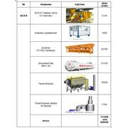 Завод асфальто-бетонный мобильный QCS-8 фото