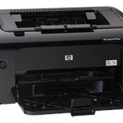 Принтер HP LaserJet P1102w (CE658A) фото