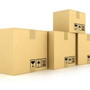 Коробки картонные упаковочные, потребительская тара фото