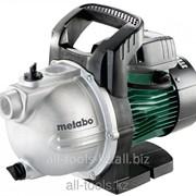 Садовый насос Metabo P 2000 G 600962000, 450Вт, 2000 л/ч, чугун Код: 600962000 фото