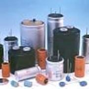 Оксидные полупроводниковые ниобиевые и танталовые конденсаторы фото