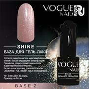 Vogue Nails, Shine база для гель-лака Base 2 10мл фото