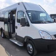 Аренда микроавтобуса Iveco фото