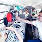 Авиатранспортировка пациентов в критическом состоянии по всему миру фото