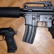 Ремонт и обслуживание холодного оружия фото