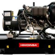 Генератор Himoinsa HLW3-12 M5 STD50HZ-230 V  фото