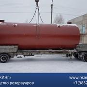Резервуар пожарный 75м3 фото
