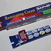 SAPHIR - 12 Восстановитель кожи Creme RENOVATRICE, 25мл. (hermes red) фото