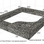 Фундамент гранітний (двойний) фото