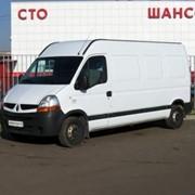 Микроавтобус Renault Master фото