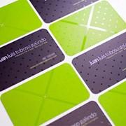 Изготовление визиток, изготовление креативных визиток, изготовление качественных визиток, визитки Алматы фото