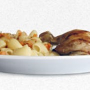 Курьерская доставка еды, обедов по Киеву в офис. Организация кейтеринг фуршетов. фото