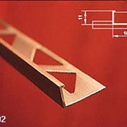 Профиль и пороги под кафельную плитку арт АПК 002 длина 2500 мм фото