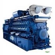 Газогенераторная электро-тепло-станция фото