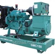 Дизельный генератор GMGen GMC150 без шумозащитного кожуха фото