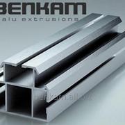 Алюминиевый профиль для торгово-выставочных систем фото