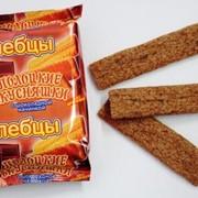 Хлебцы «Полоцкие с начинкой» с шоколадной начинкой фото