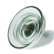Изоляторы стеклянные для воздушных линий электропередач тип ПС160Д, ПС210В, ПС300Б, ПС400Б фото