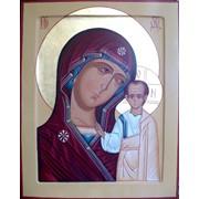 Икона Казанская Божией Матери фото