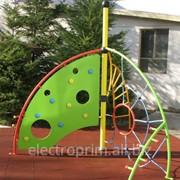 Детское сооружение. Модель СМ10 Детская игровая площадка фото