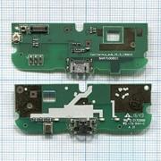 Разъем Micro USB для Alcatel One Touch Idol Mini 6012D X (плата с системным разъемом) фото