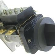 Переключатель для электроплит ТПКП-25А фото