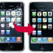 Замена стекла и сенсора(touch) iPhone 3G/3Gs фото