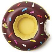 Надувной подстаканник пончик фото