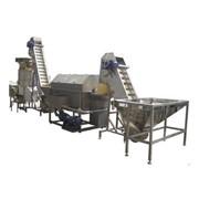 Линия производства сухого картофельного пюре фото