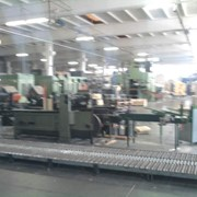 Оборудование для производства ящиков и шпона фото