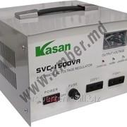 Стабилизатор напряжения SVC 1500 VA-1.2 кВт 220V (509233) фото