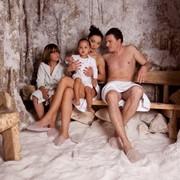 Соляная комната, пещера в частном доме или коттедже фото