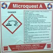 Очиститель на основе жидкого энзима MICROQUEST А фото