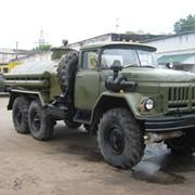 ЗИЛ-131 автотопливозаправщик дизель фото