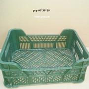 Ящик пластиковый р-ры разные фото