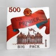 Салфетки барные Lux PRIMIER Big Pack 500 шт фото