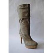 Обувь из искусственной кожи женская фото
