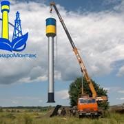 Водонапорные башни Рожновского в Украине фото