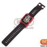 Корпус Apple watch kit LunaTik 42 mm (защитный корпус) красный 51801 фото
