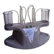 Аппарат для приготовления синглетно-кислородной смеси МИТ-С (пенки) настольний вариант двухканальный фото