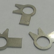 Шайбы ГОСТ 13464-77 стопорные с лапкой уменьшенны фото