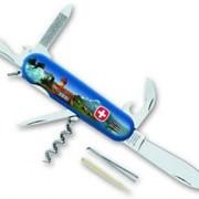 Нож Wenger Швейцарские Альпы фото