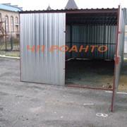Гаражи металлические разборные 9200,00 грн!!!! АКЦИЯ!!! фото