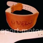Ремень для атлетов VELO кожа 15см фото