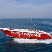 Катер Parasailing 28 Красный 300 Стацион. Mercan 2015 Tr фото