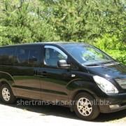 Пассажирские перевозки на микроавтобусах автобусах и легковых. фото