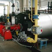 Монтажные работы в газоиспользуемых установках фото