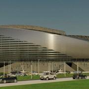 Стадион «Астана-Арена» фото