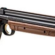 Пистолет пневматический Crosman P1377BR American Classic Brown (1377 C) 4,5 мм фото
