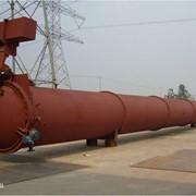 Автоклавы промышленные для производства газобетона, поставки оборудования китайского завода Wuxi. фото